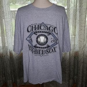 Chicago white sox Men's shirt 2XL since 1901 Bin7